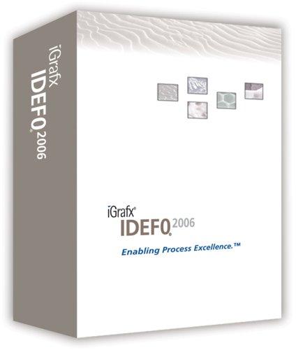 iGrafx IDEF0 2006 (Incl. iGrafx FlowCharter) (PC)