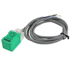 Buy PL-05P PNP 3-wire 5mm Inductive Proximity Sensor Approach Switch DC 10-30V Online at Low ...