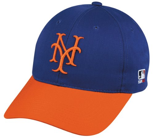 New York Mets Adult Cooperstown Throwback Retro