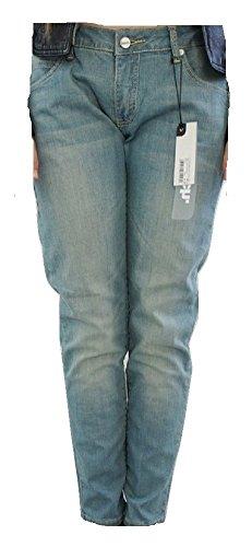 Bench -  Jeans  - Basic - Donna Blau - Pale Blue 48