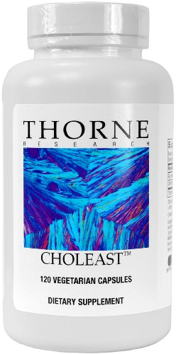 Thorne Research - Choleast (Red Yeast Rice) - 120Ct [Health And Beauty]