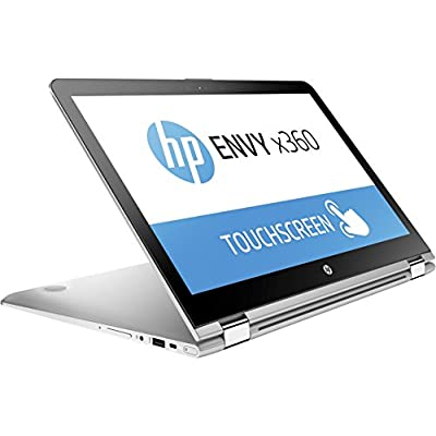 HP Envy x360 15-W102TX 15.6-inch Laptop (Core i5-6200U/8GB/1TB/Windows 10 Home/2GB Graphics), Natural Silver