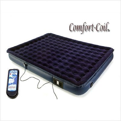 Inflatable  on Bed With Remote Control   Inflatable Mattress   Inflatable Mattress