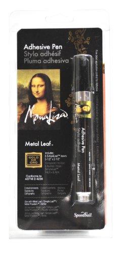 speedball-mona-lisa-adhesive-pen-and-gold-simple-leaf-set
