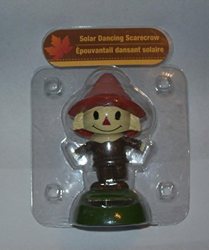 Solar Dancing Scarecrow Brown Outfit - New for 2014 - 1