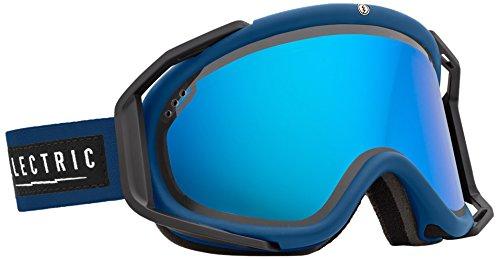Electric RIG Ski Goggles, Blues, Bronze/Blue Chrome