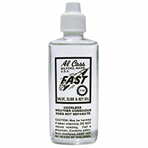Al Cass Valve Oil, 2.0 fluid Oz.