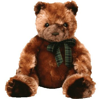 TY Classic Plush - BABY AUBURN the Bear