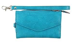 DooDa PU Leather Case Cover For Intex Aqua i4