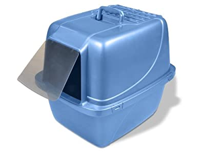 Van Ness Cp6 Enclosed Cat Panlitter Box Large from Van Ness Plastic Molding Co., INC.