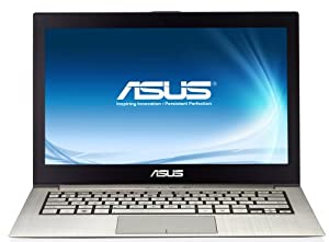 Asus Zenbook UX31E-RY009V 33,8 cm (13,3 Zoll) Ultrabook (Intel Core i5 2557M, 1,7GHz, 4GB RAM, 128GB SSD, Intel 3000 HD, Win 7 HP)