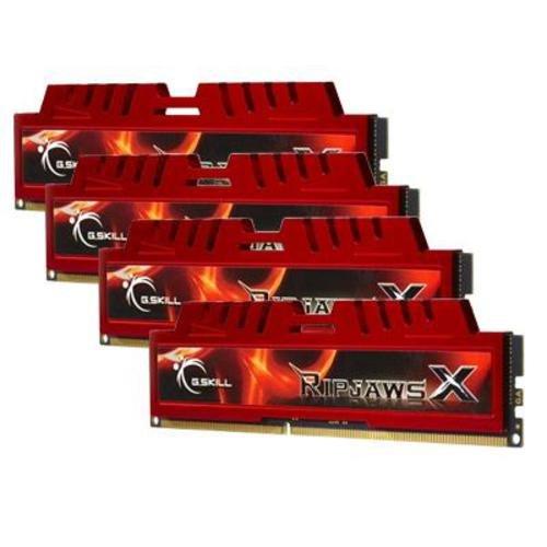 G.Skill RipjawsX Series F3-12800CL9Q-16