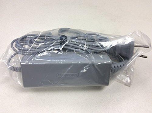 Genuine Original Nintendo Wii U GamePad AC Adapter WUP-011 (USA) (Bulk Packaging) for Nintendo Wii U GamePad