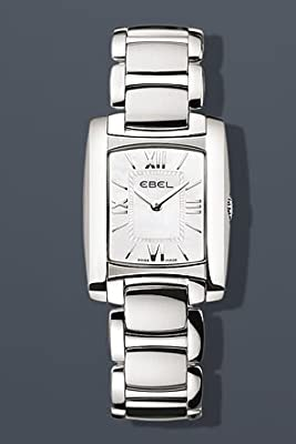 Ebel Brasilia Mini Pearl 24mm Watch - Mother of Pearl Dial, Stainless Steel Bracelet 1215603