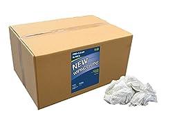 Pro-Clean Basics A99310 New Wiping Cloths - 5 lb. Box