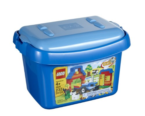 41ZGw0hSdIL LEGO Bricks and More Brick Box 4626