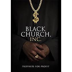 Black Church, Inc