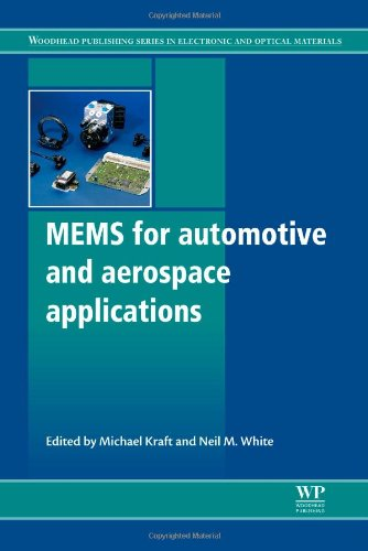 Mems For Automotive And Aerospace Applications (Woodhead Publishing Series In Electronic And Optical Materials)