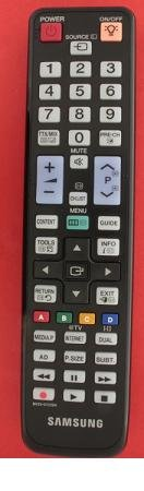 Remote Control For samsung LE37C670