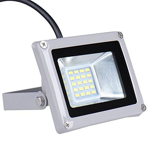 Super-Hochwertig-10W20W30W50W100W150W200W300W500W-220V-SMD-LED-Flutlicht-Fluter-Strahler-Auenstrahler-Auenbeleuchtung-Innenbeleuchtung-Kaltweiss-wasserdicht-IP65-20W