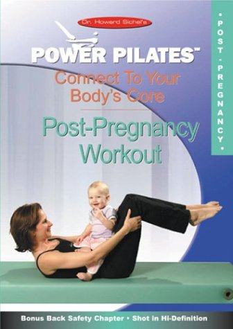 Power Pilates - Post-Pregnancy Workout