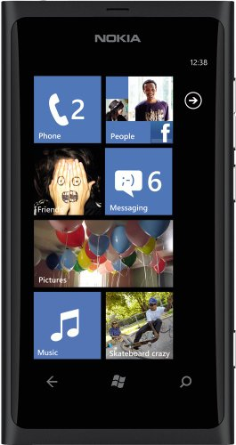 Nokia Lumia 800 on T-mobile Pay As You Go with £10 airtime credit