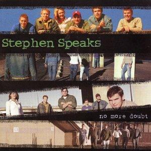 Passenger Seat Stephen Speaks