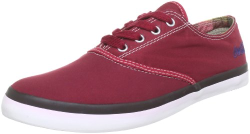 Coca Cola Indiana Low Low Top Mens Red Rot (Maple) Size: 8 (42 EU)
