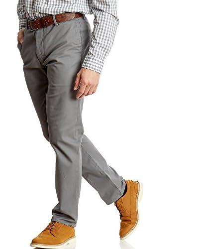 Dockers Pantalone Alpha Khaki Fillmore - Slim Tapered [Ghiaccio]