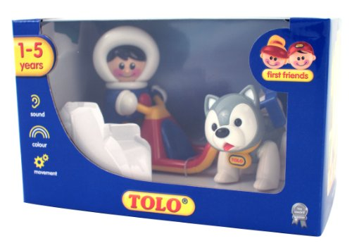 Tolo First Friends Sledge Set front-775509
