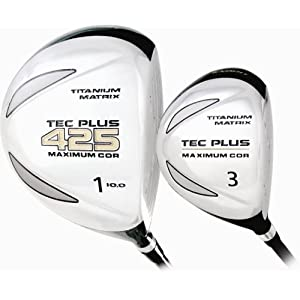 Tec Plus 460cc Ladies Offset Driver