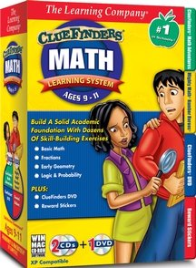 Clue Finder Math Learning System 2007