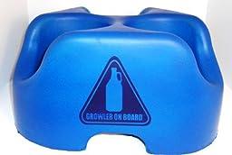 Growler On Board-Blue