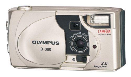 Olympus Camedia D-380 2MP Digital Camera
