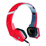 Zoook Headphone with Mic ZM-H15 Red