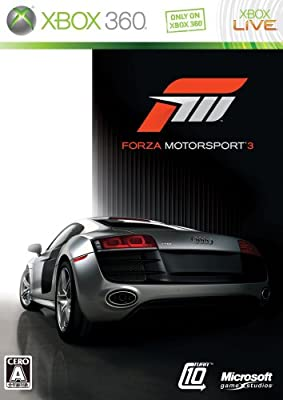 Forza Motorsport 3(フォルツァ モータースポーツ 3)(通常版)(特典無し)