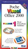 echange, troc Ruth Maran - Office 2000, volume 1 : Word - PowerPoint - Publisher