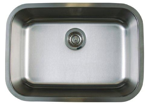 Blanco Bl441024 Blancostellar Super Single Bowl Undermount Sink, Refined Brushed Picture