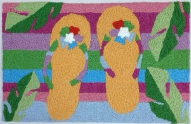 41ZHH2iUSWL Our Favorite Beach Themed Jellybean Area Rugs