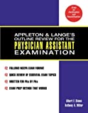 img - for Appleton and Lange's Outline Review for the Physician Assistant Examination book / textbook / text book