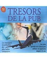 Trésors de la pub (Coffret 4 CD)