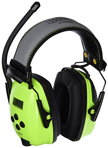 Howard Leight by Honeywell Sync Hi-Visibility Digital AM/FM Radio Earmuff (1030390) (Honeywell Ear Muffs compare prices)