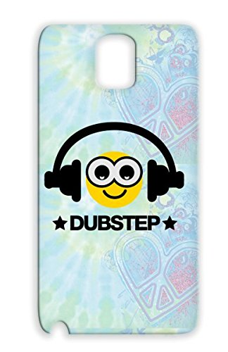 Rap Music Beat Mc Mixtape Smiley Electro Graffiti Spray Can Headphones Youth Dubstep Party Miscellaneous Hip Hop Dj Deejay Graffiti Music Dance Old School Culture Urban Breakdance Gold For Sumsang Galaxy Note 3 F3 Protective Case
