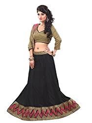 Nilkanth Enterprise Zigzag Georgette Lehenga Choli