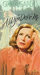 As You Desire Me [VHS]