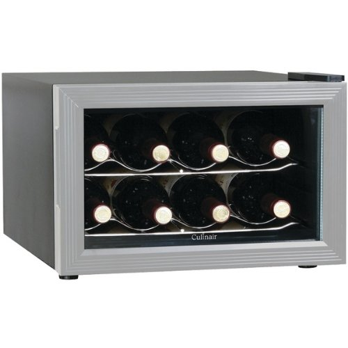 The Amazing Culinair 8Bottle Wine Cooler
