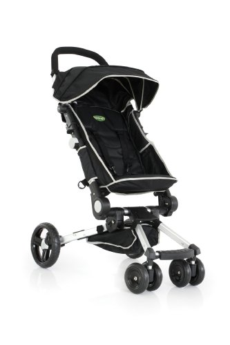 Quicksmart Easy Fold Stroller (Black)