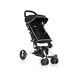 Review: Quicksmart Easy Fold Stroller - baby budgeting