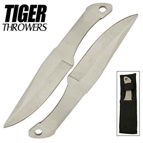 Awesome Throwing Knives
