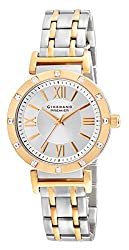 Giordano Analog White Dial Womens Watch - P276-33
